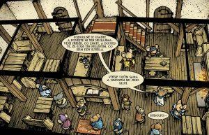 David Petersen: Legendy o Myší hlídce: Kniha druhá 2