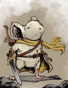 David Petersen: Legendy o Myší hlídce: Kniha druhá 6