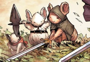David Petersen: Legendy o Myší hlídce: Kniha druhá 7
