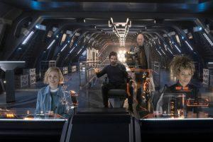 Star Trek: Picard posádka
