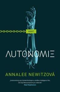 Annalee Newitzová: Autonomie obálka