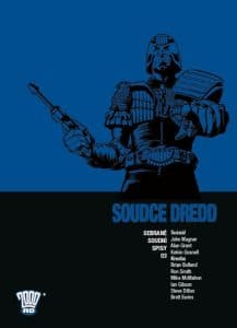 John Wagner: Soudce Dredd: Sebrané soudní spisy 03 obálka