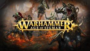 Warhammer Age of Sigmar 1