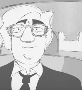 Seznamte se - úžasný muž Ray Bradbury