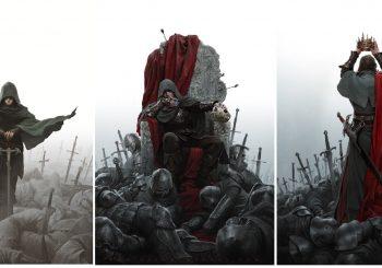 Mark Lawrence a další pekelně prolhaná fantasy jízda