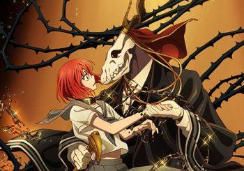 Čarodějova nevěsta: japonská manga verze Krásky a zvířete