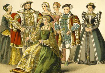 Tak trochu jiná a šílená historie Tudorovců
