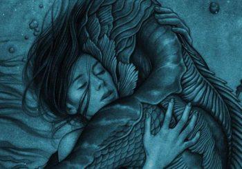 Tvář vody - romantika v temném hávu