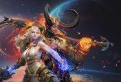 Skyforge - free to play hra, ve které se postavíte bohům a možná se jedním stanete