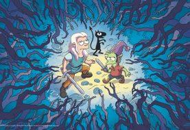 Matt Groening pověsil Simpsony na hřebík a pustil se do fantasy seriálu pro dospělé