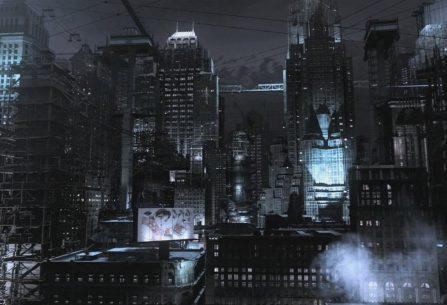 Sci-fi thriller nastavující temné zrcadlo současnosti s návodem na přežití ve zdegenerovaném světě