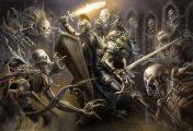 Je čas zachránit svět před hordou zombií! Odložte motyky a vidle a popadněte rezavý meč svého pradědy!