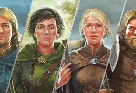Postavte se drakovi a dalším smrtícím nestvůram v deskovém RPG dobrodružství záchrany království Andor!