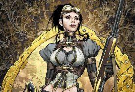 Lady Mechanika jako steampunková Lara Croft v boji s přednacistickými Němci o Tabuli osudů