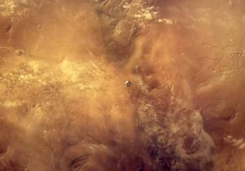 Cesta jednoho Čecha na Mars a za narozením prvního Marťana. S vlněnými ponožkami a svižným příběhem