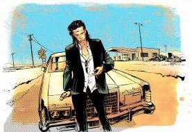 Nick Cave: Mercy on Me - Život a dílo umělce, depresivního maniaka, tyrana a konzumenta drog v komiksové podobě