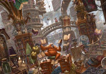 BOoK! Con: začalo to knihovníkem od Pratchetta a pokračuje s Hobitem, Stranger Things, Kotletou, Kantůrkem nebo Vavrečkou