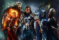Randy K. Post: krátce pod štětec předního malíře Magic: the Gathering, který pracuje i pro DC, Marvel nebo Blizzard