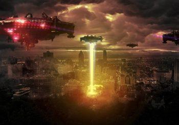 Mimozemšťané plánují invazi na Zemi a plány obrany byly ukradeny zrádci.  Zbývají pouze tři lidé, kteří mohou zachránit zemi v Temném lese