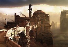 Bohové jsou mrtví, připoutejte se. Město zázraků je zřejmě to nejlepší, co současná fantasy nabízí v mixu Malazu, steampunku a Miévilla