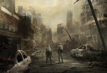 Řetězová reakce: Zemi vymazaly jaderné bomby a tam, kde lidé přežili, je situace stále horší. V sutinách Prahy bují otroctví a teror