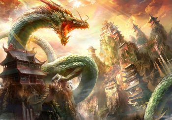Rising Sun: postavte se prastarým japonským bohům, ovládněte legendární monstra, bojujte a získejte feudální Japonsko!