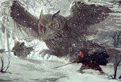 Přichází zima, velitel stráží byl otráven a hrdinové Myší hlídky se musí postavit osudu v dalších bitvách i smrtelném mrazu