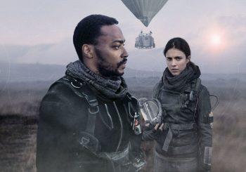 IO: Konec světa vkomorní atmosféře s Falconem z Avengers, který vás nechá úplně chladnými a rychle na něj zapomenete