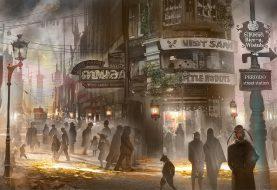 Neuvěřitelný svět v Nádraží Perdido vás uhrane a přenese do viktoriánsky-fašistického, špinavého bratrance industriálního Londýna
