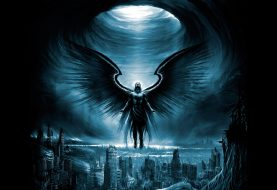 Lucifer je možná mrtvý, lidé pojídají padlé anděly a Paříž se nachází v ruinách po Velké válce v Řádu zlomených křídel