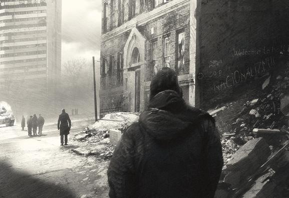 Válka se dostala až do vašeho města. Jste sami, nemocní, hladoví, bez domova a přichází zima. Zvládnete přežít v This War is Mine?