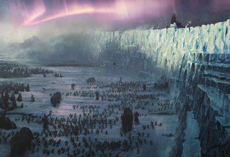 Catan: Hra o trůny - Noční hlídka je to jediné, co stojí mezi Divokými a jižními zeměmi. Zima se blíží a vy musíte ubránit Zeď