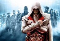 Legendární bratstvo zabijáků povstává z popela s cílem zabít vůdce templářů a nejmocnější v Itálii v Assassins Creed: Bratrstvo