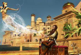 Aladin jako drzý sukničkář a místo džina tajemná džinka. Exotika, akce, magie a humor v novém zpracování legendární pohádky