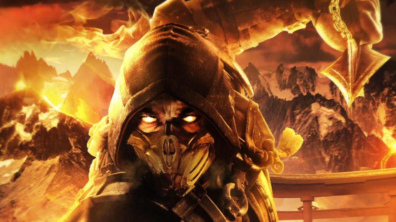 Mortal Kombat 11 - MK11
