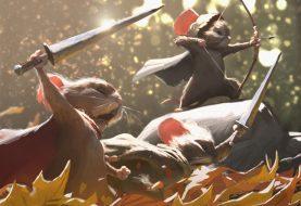 Společenství hlídkařů se vydává na nebezpečnou cestu za legendární zbraní v dalším příběhu Myší hlídky, který přinese slávu nebo smrt