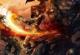 Bývalá otrokyně a elitní voják utíkají před krvežíznivým císařem ve snaze zažehnout plamen vzpoury v srdci krutého Impéria