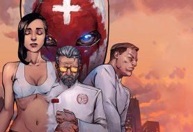 Inovativní a nádherná budoucnost komiksu v 79 metrech výborného čtení příběhu Nanits Chronicles CES2177 od českých autorů