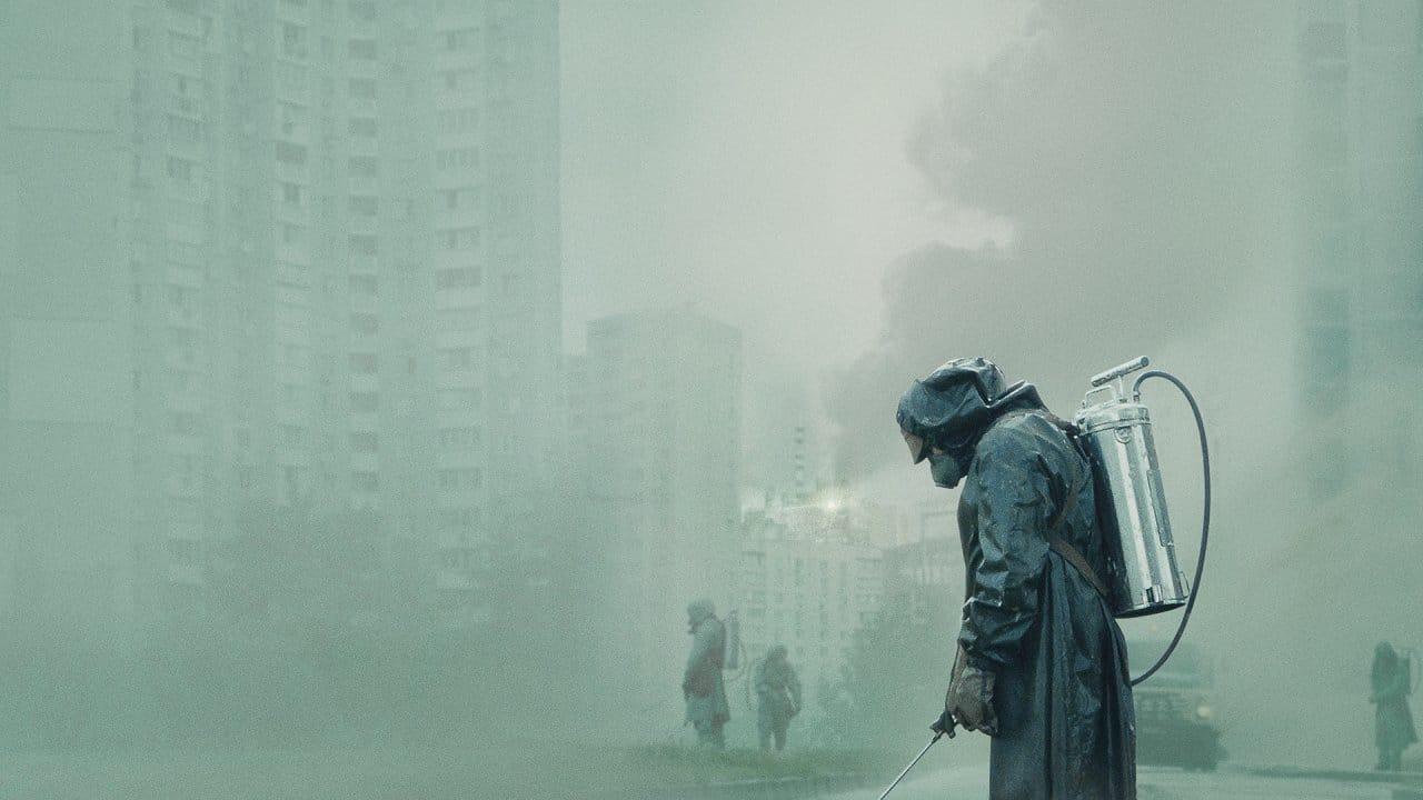 Cernobyl HBO úklid