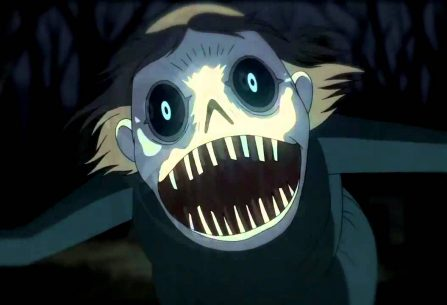 Nechte se unést před zeď zahrady na cestu tam a zase zpátky do říše pohádkově strašidelné fantazie, než vše animované ovládl Disney