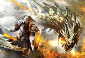 Vrcholí poslední pokus o poražení odporné Pavoučí bohyně a armády neporazitelných ve fantasy, kterou píše nástupce a chráněnec G. R. R. Martina