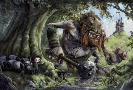 Staňte se trollem, nenažranou bestií a ochráncem kmene, který nesmíte nechat pojít hlady. Třískněte svým jídlem o zem a nakrmte všechny!