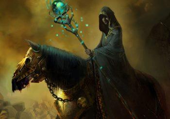 Perutě noci zakrývají mocnou nekromantku při děsivém tažení do města obleženého démony, aby naplnila ulice krví pomocí černé magie