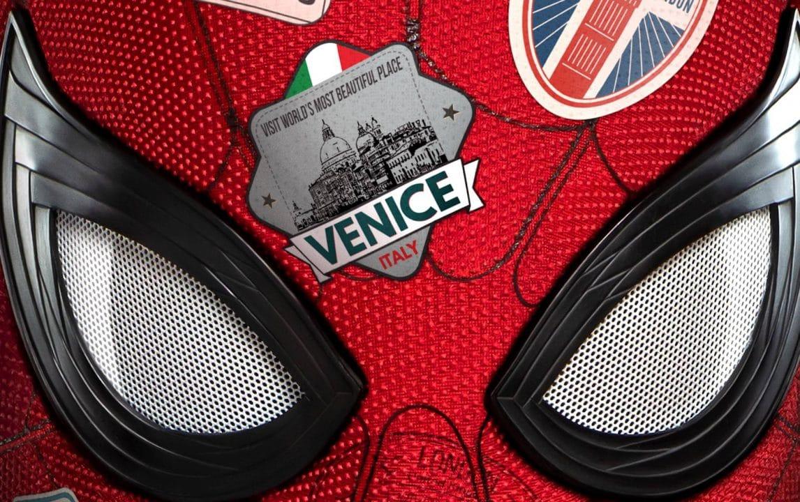 Spider-Man: Daleko od domova cover