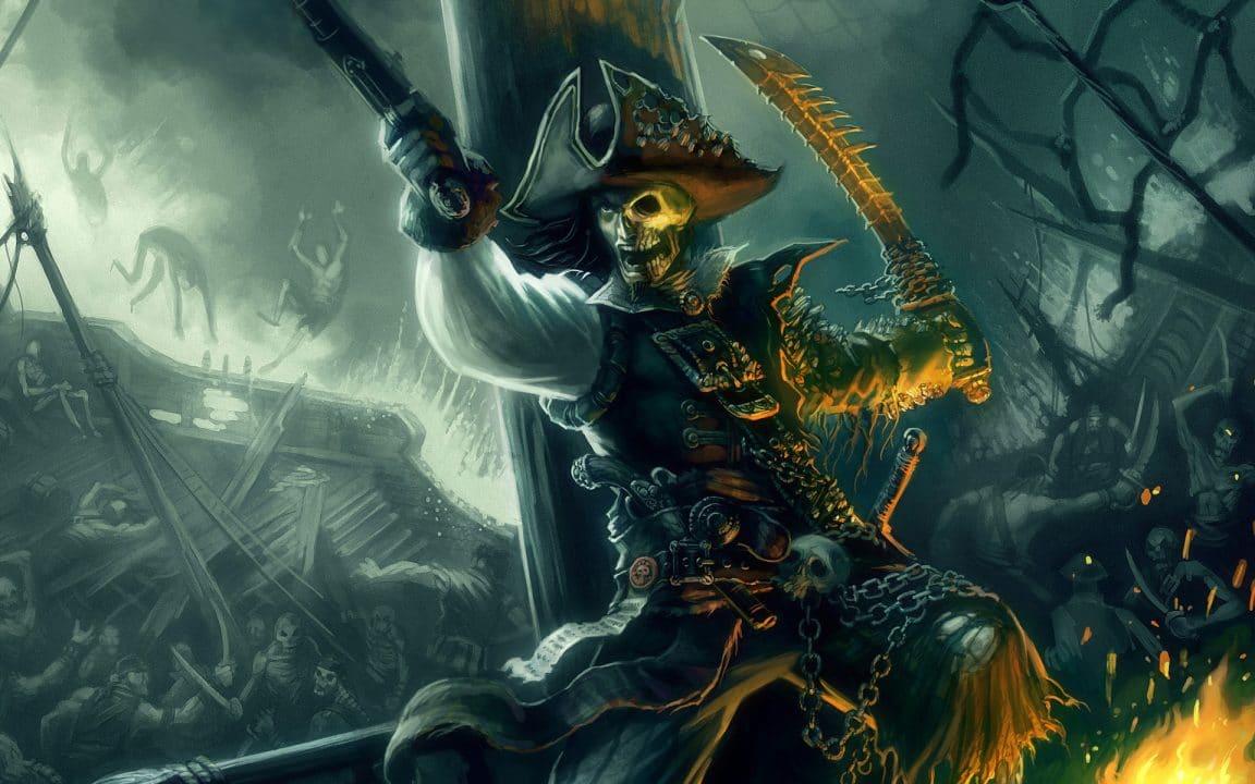 Příběhy pirátů cover