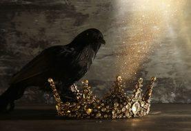 Půl krále: podlá zrada, krvavá pomsta a smrtící intriky v drsném světě roztříštěné bohyně a porušených přísah s vikingskou poetikou