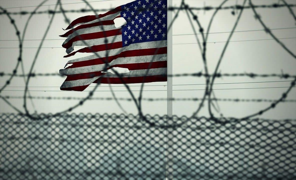 Omar El Akkad - Americká válka cover