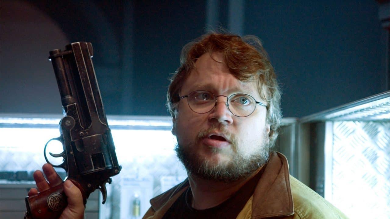 Guillermo del Toro cover