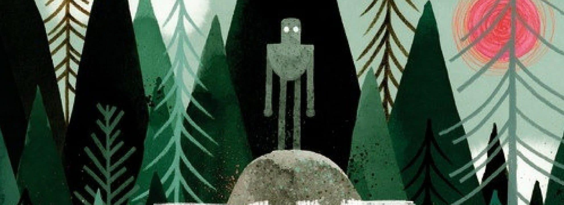 Robot v divočině cover
