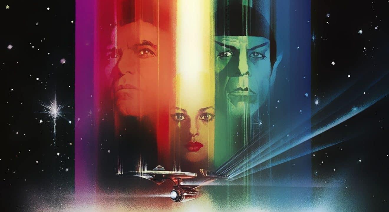 Star Trek: Film cover